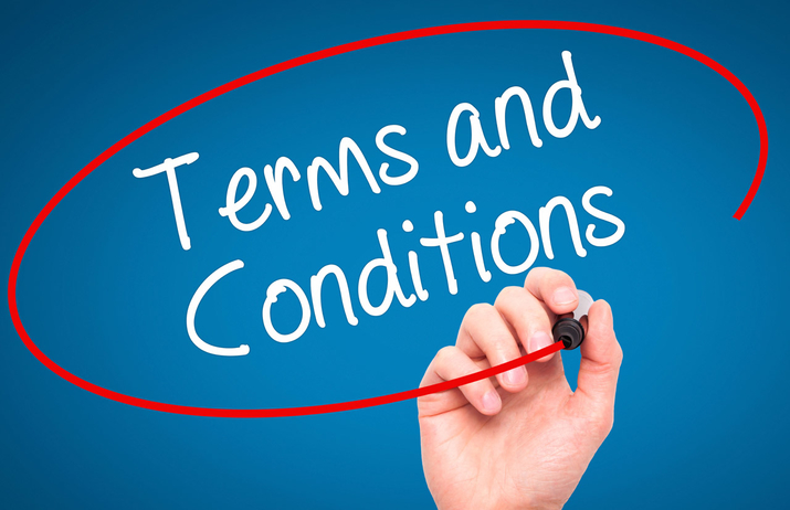 Terms and Conditions - Wells Fargo